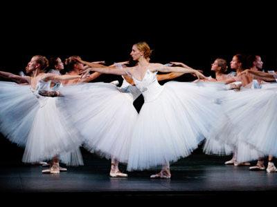 Semperoper Dresden, *Giselle*, Gastspiel des Königlichen Dänischen Ballets am 22. und 23. August 2009