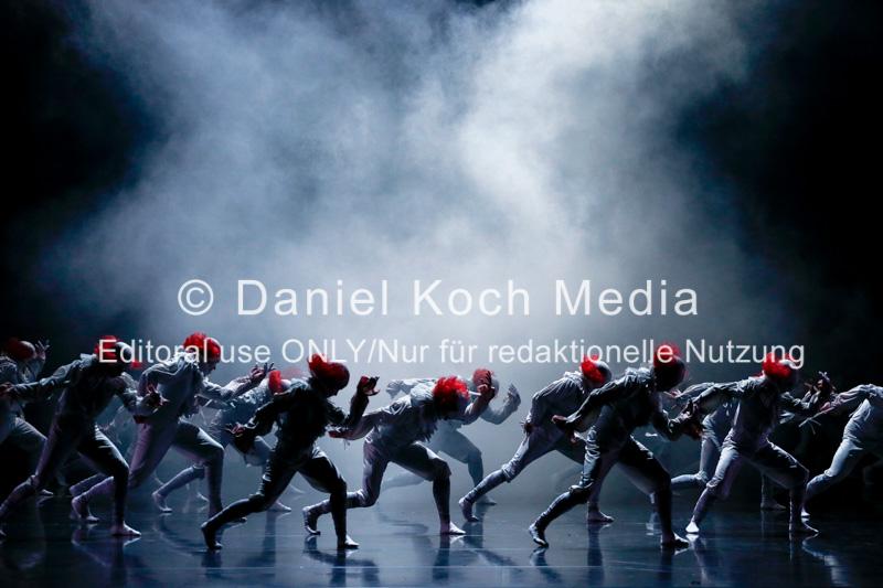 "Leipziger Ballett ""Bolero / Le Sacre du Printemps"""